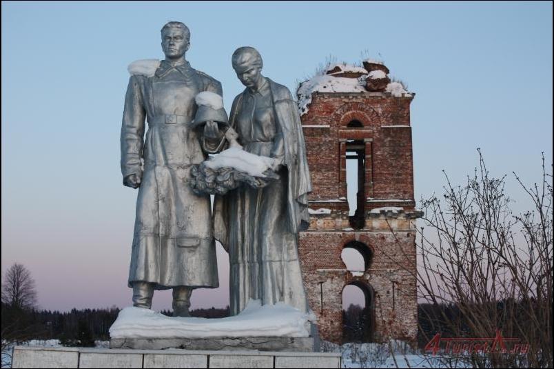 Жители д. Михайловское обратились к населению и в местные органы самоуправления с открытым письмом