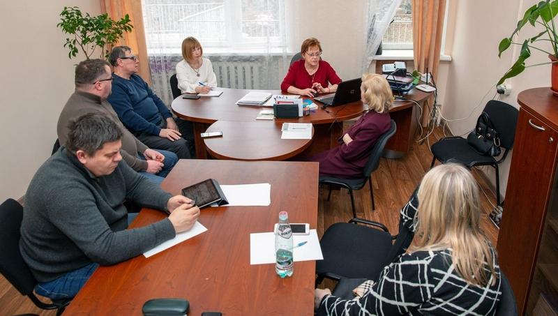 Очередное заседание Совета Рузского Земства