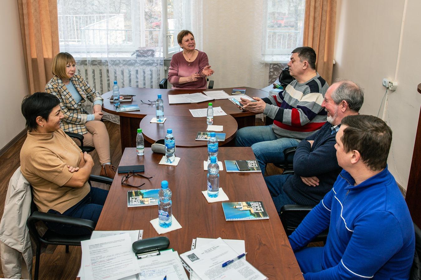 Собрание учредителей ООС «Рузское Земство»